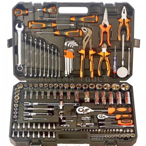 Cheap PriceList for Hand Tool Box - Socket set, auto repair tool set, machanic socket tool sets, auto repair tool set – Boda