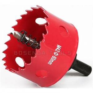 42 Bi-Metal Hole saw for wood metal,How saw, Gypsum Board Plastic Iron Plate Hole Saw, Metal Wood drill, matel drill