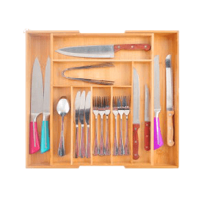 Drawer Organizer Natural