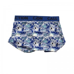 100% Nylon printed Drawstring Mens Swim Shorts for board shorts