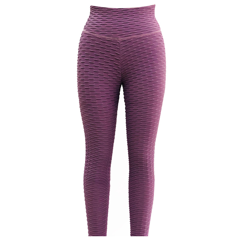 Stretchy Fabric Complete Coverage Non See-Through Womens Sport Yoga Set Featured Image