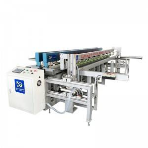 Automatic plastic sheet butt fusion rolling and bending machine