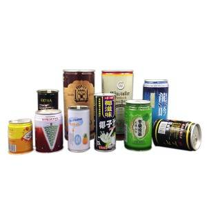 3-piece metal tinplate can for packaging Drink & Beverage