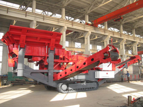 Crawler Mobile Crusher Featured Image