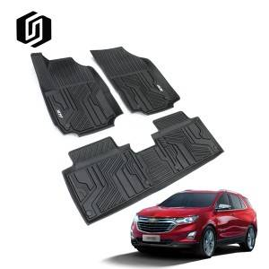 TPE CAR FLOOR MAT FOR CHEVROLET EQUINOX 2018+