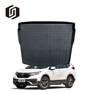 TPE CAR TRUNK MAT FOR HONDA CRV