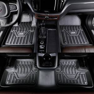 TPE CAR FLOOR MAT FOR VOLVO	XC60 2018+