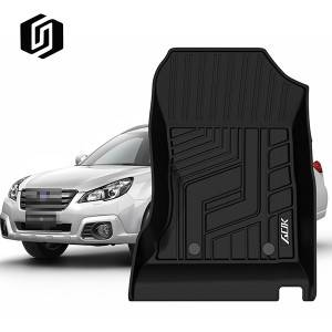 TPE CAR FLOOR MAT FOR SUBARU OUTBACK 2015+