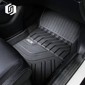 TPE CAR FLOOR MAT FOR RENAULT KADJAR 2016+