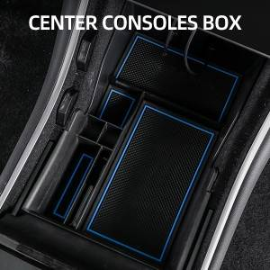 CENTRAL CONTROL STORAGE BOX FOR TESLA MODEL 3 2...