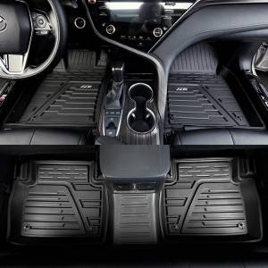 TPE CAR FLOOR MAT FOR TOYOTA 4 RUNNER 2013+