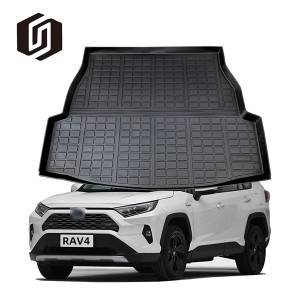 TPE CAR TRUNK MAT FOR TOYOTA RAV4