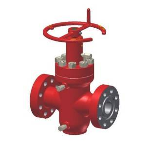 Expanding Through Conduit Gate Valve for API6A Standard