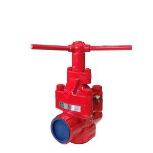 Screw Type Mud Valve for API6A Standard