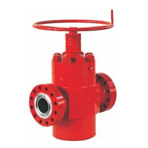 Manual Gate Valve for API6A Standard