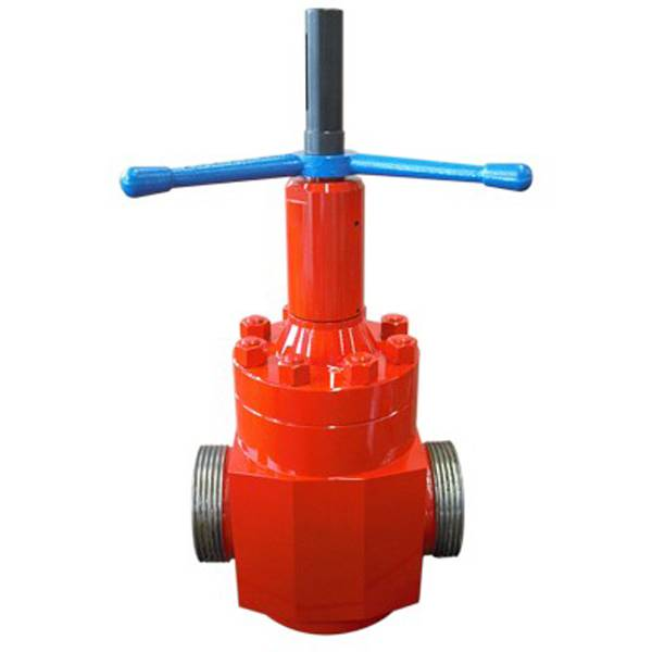 Screw Type Mud Valve for API6A Standard Featured Image