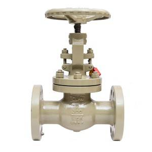 Professional China Wkm Valves Distributor - Forged steel globe valve – CEPAI