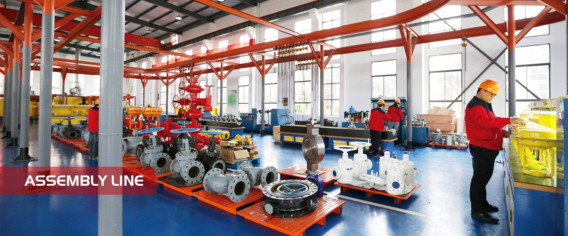 Hydraulic Operated Gate Valve