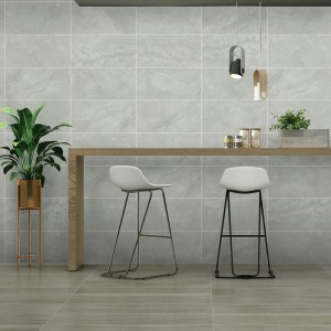Sandstone Tsinling Series Wear Resistant Ceramic Tile Flooring 600x600mm