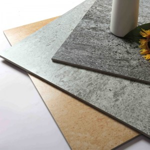 Porcelain Floor Tiles Sandstone Design, Slate Floor Tiles With Anti – Slip