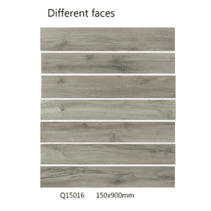 Grade AAA Wood Effect Ceramic Floor Tiles 150x900MM