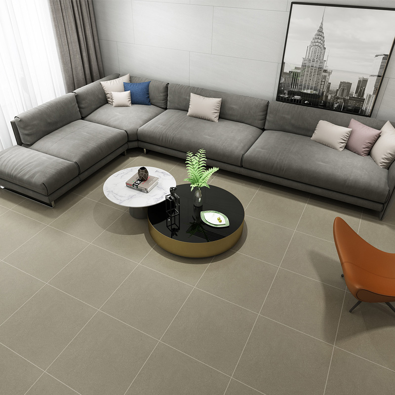 Full Boday Porcelain Tile Industrial Style Floor Tile Grade AAA 600x600mm Featured Image