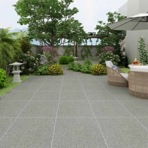 Super Thick Ceramic FLOOR Tiles 600x600mm Rustic Anti – Dust TISI CO FTA