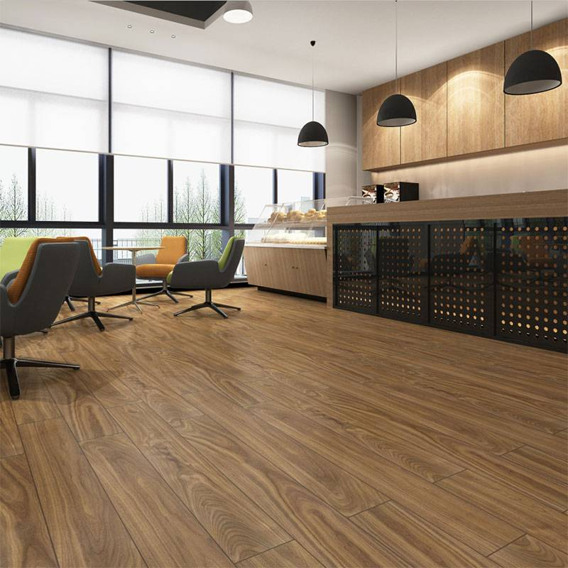 Wood Effect Floor Tiles For Project Wear – Resistant 20x120cm Featured Image