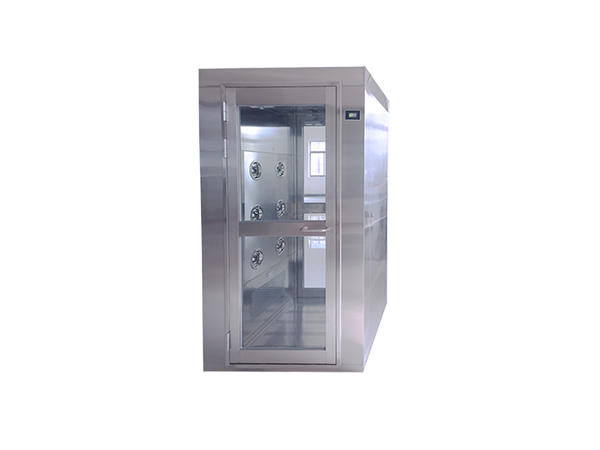 Customized automatic sliding rapid shutter door air shower Featured Image