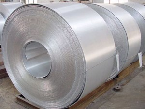 hot dipped zinc coated galvanized steel coil