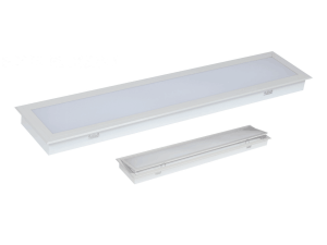 18W 40W 80W recessed LED SMD clean light for clean room