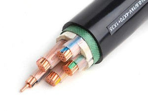 3 core 4 core XLPE insulated power cable