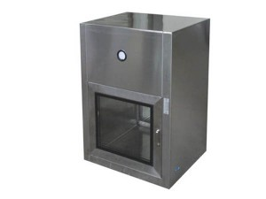 inner 400mm 500mm stainless steel embedded passbox