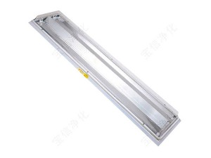 Class 1 energy saving stainless steel edge LED clean light