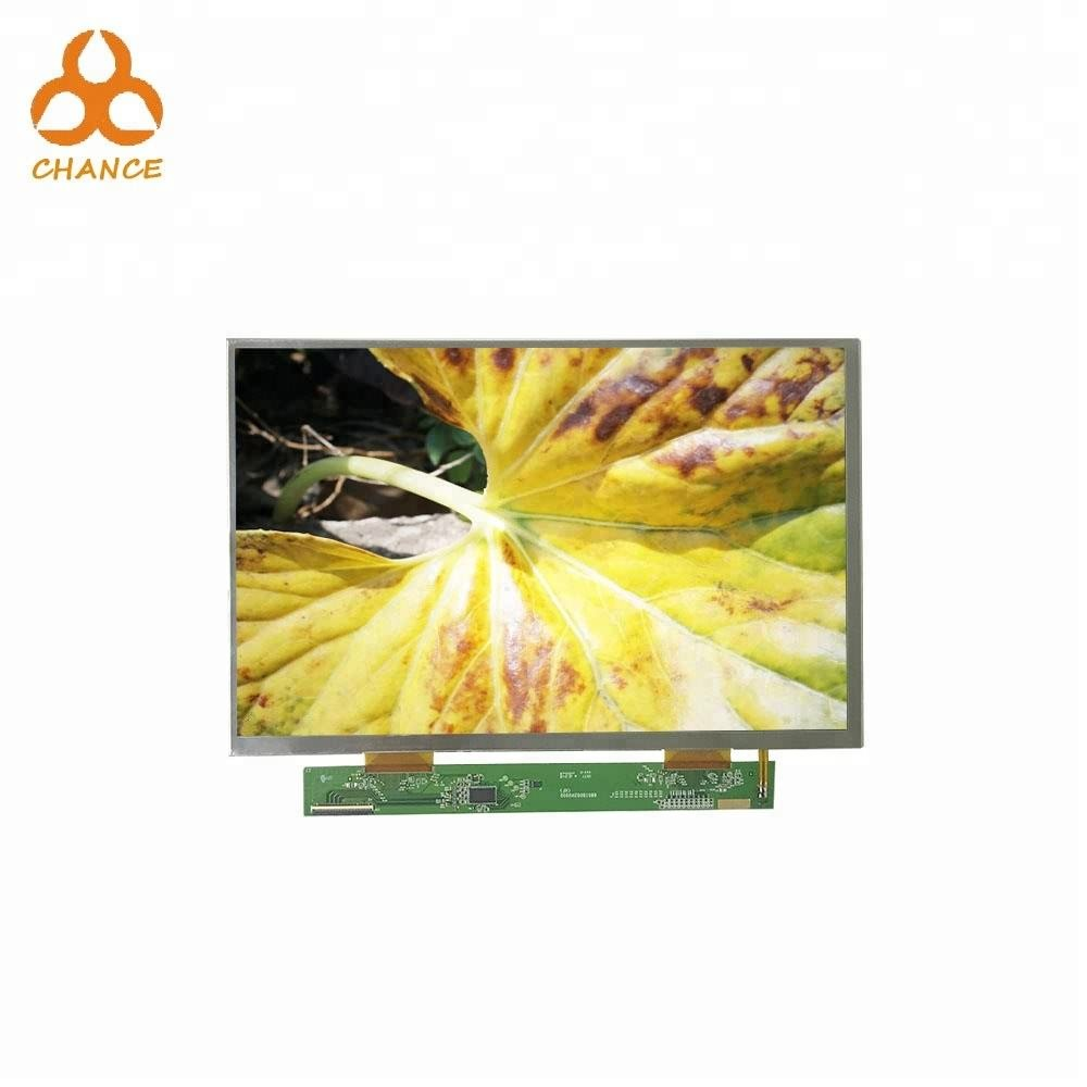 "Original 10"" 1280 *3(RGB)* 800 MIPI LVDS interface IPS full viewing angle TFT LCD display"