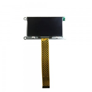 2.7 inch UG-2864ASYDT01 128*64 SPI IPS PMOLED Monochrome lcd display panel SSD1325