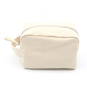 Cotton Casual Durable Bag Handle Grocery Travel and Daily Tote For Unisex Eco-friendly Natural