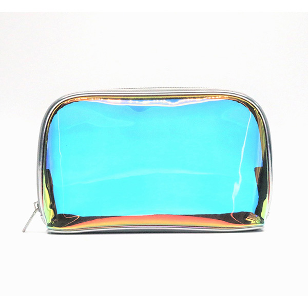 TPU Cosmetic Bags Eco-friendly Degradable Iridescent Featured Image