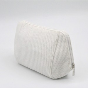 Pineapple Fabric Bag Pollution Free Natural Cosmetic Makeup Bag Packaging for Unisex for Travel