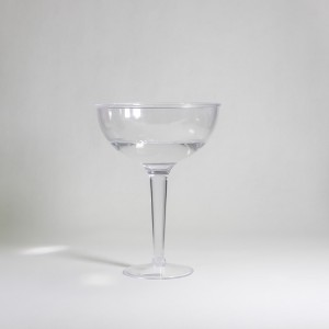 Charmlite Theme for Carnivals 55oz Large Size Plastic Margarita Glasses Party Decoration Cocktail Cups