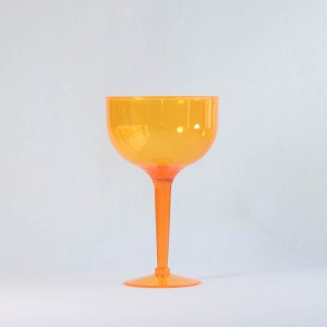 Charmlite Large Size Plastic Margarita Glass Cups Party Decoration  Cocktail Cups, Theme for Carnivals 55oz