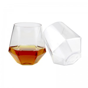 Tritan 300 ml whisky glass frozen drink wine cups water glass