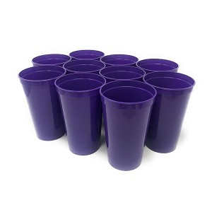 plastic pp cup 22oz pp plastic water cups injection hard plastic pp cup