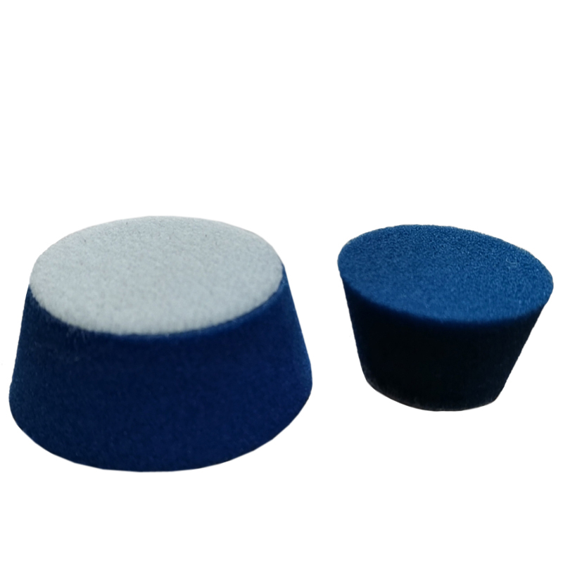 1.2in 2in Hook and Loop Foam Sponge Buffing Pads for Car Care CHE-S630M