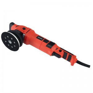 125mm Portable 900W Random Orbital Electric Car Polisher with 15mm Throw S15