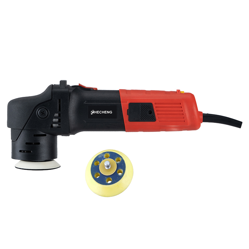 3inch 12mm Orbital Sander Mini Variable Speed Dual Action Car Buffer Polisher DF12A