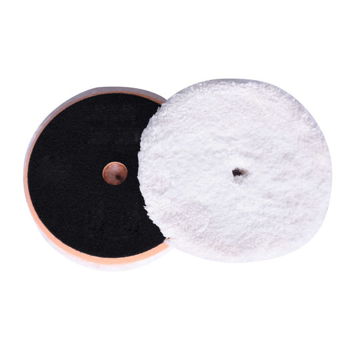 6 inch 150mm Microfiber Car Polishing Pads CHE-MP602