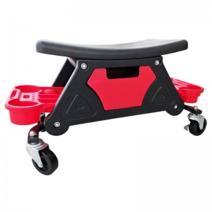 Car Detailing Creeper Seat With Drawers CHE-CS001