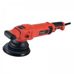 High Quality 21mm Dual Action Car Orbital Random Polisher S21