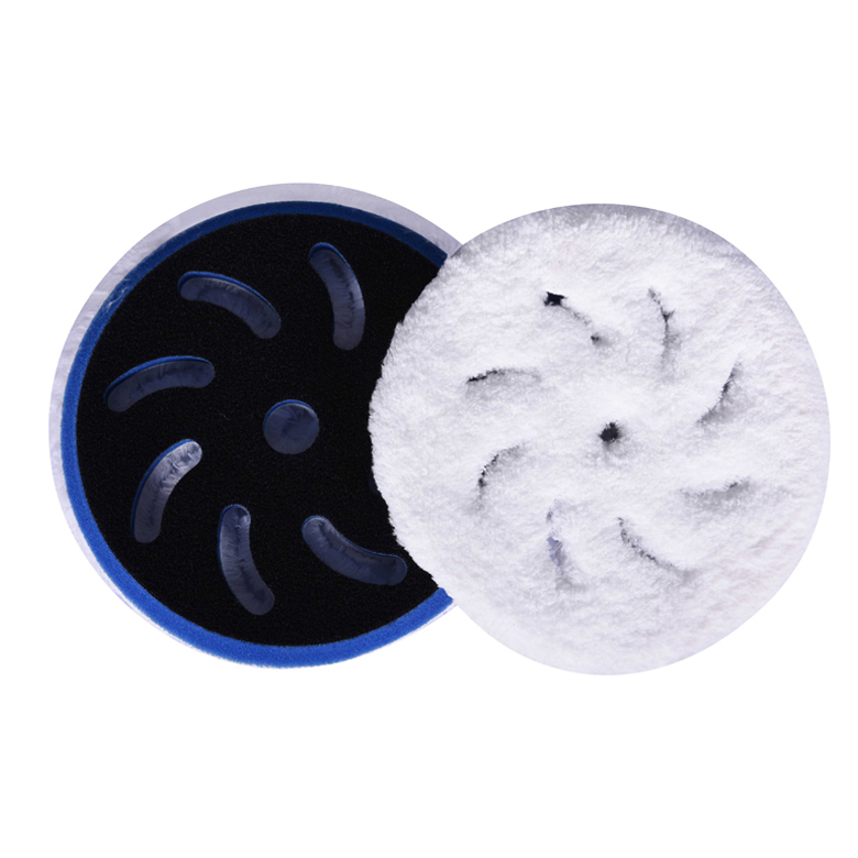 High Quality DA Microfiber Car Polishing Pads CHE-MP603